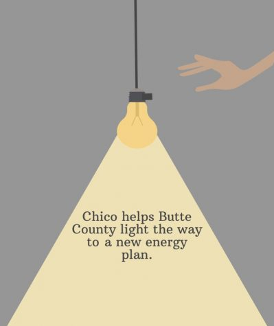 The city of Chico joined Butte County in drawing plans to create more competitive and sustainable energy rates for local residents. Photo credit: Kimberly Morales