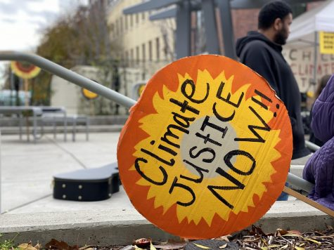 Students strike to raise awareness of climate change