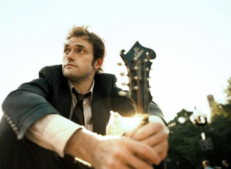 Portrait of Chris Thile