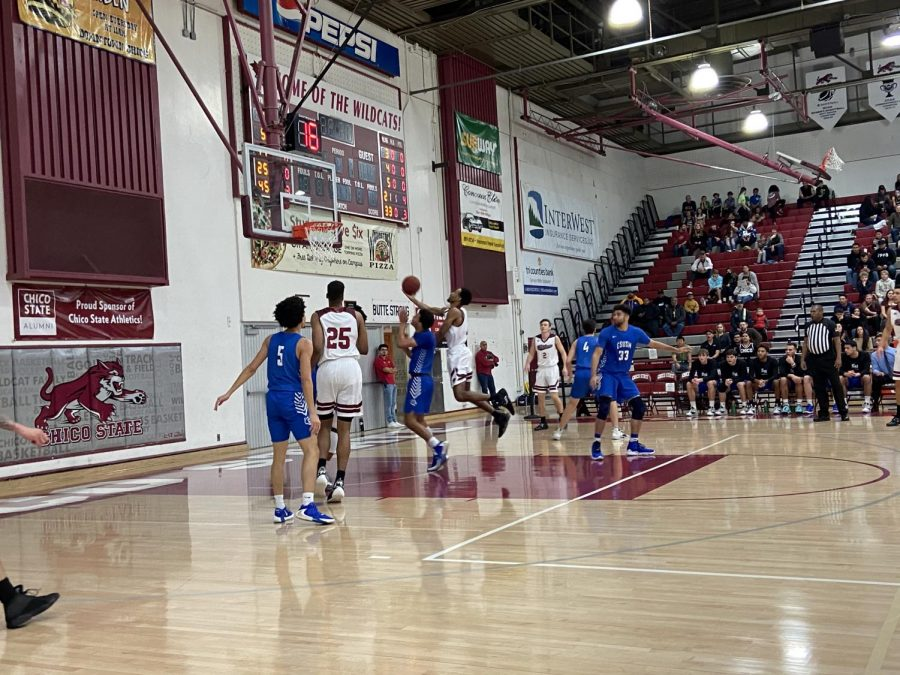 Chico State takes on Cal State San Marcos in Acker Gym.