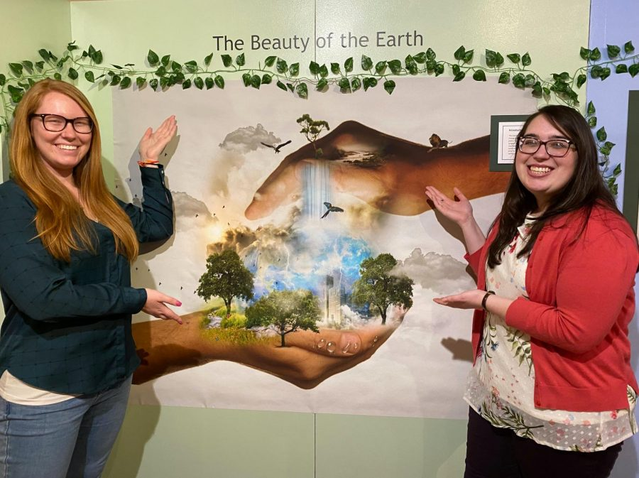Fire and Water Exhibit explores environmental change