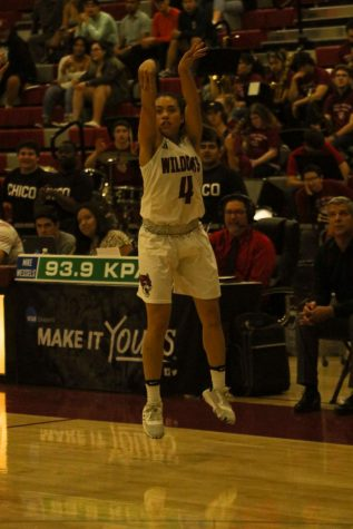 Women's basketball star, Maddy Wong, ranks high