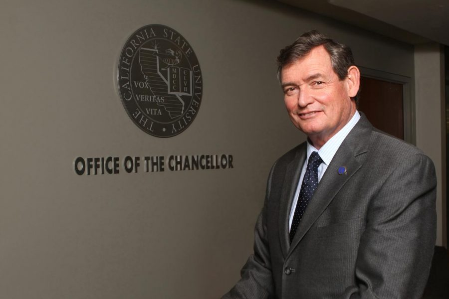 CSU+Chancellor+Timothy+P.+White+