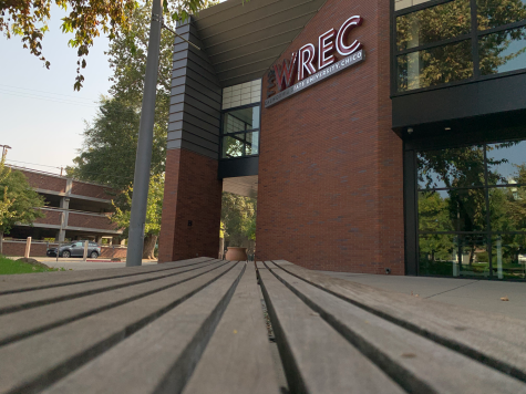 The WREC will reopen for limited indoor activity on Oct. 19