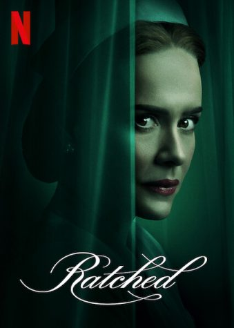 "Sarah Paulson is ""Nurse Ratched"" in Netflix"