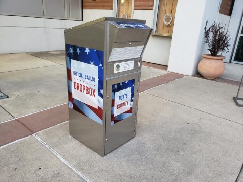 500 votes found in Chico State drop box a month after Election Day