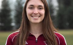 Lindsey Bryant, a sophomore and exercise physiology major who is a current member of the high jump/javelin track and field team at Chico State.