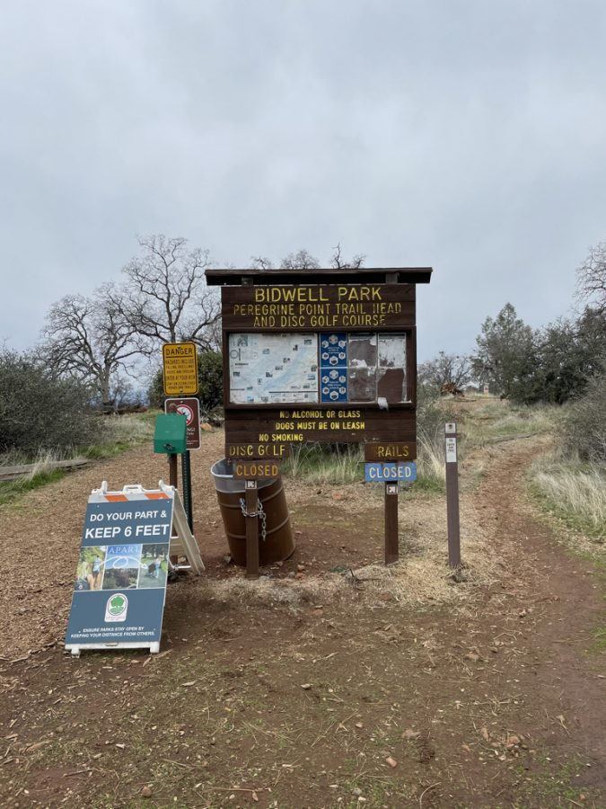 Entrance+to+Bidwell+Frisbee+Golf+Course