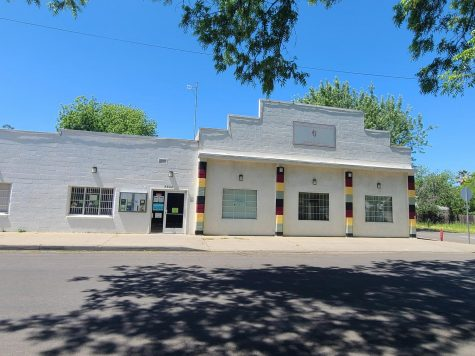 The African American Family Cultural Center in Oroville.