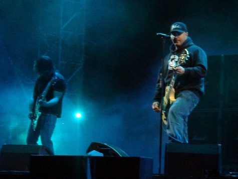 Staind released the second part of their concert series on Saturday, May 8.