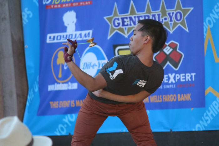 Photo gallery: Top yo-yoers battle