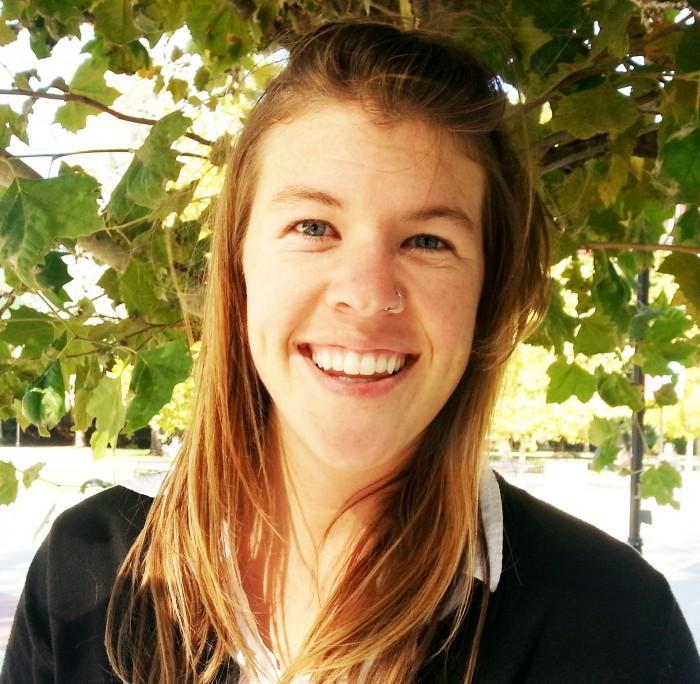 Spotlight on AS officers: Kaitlin Haley