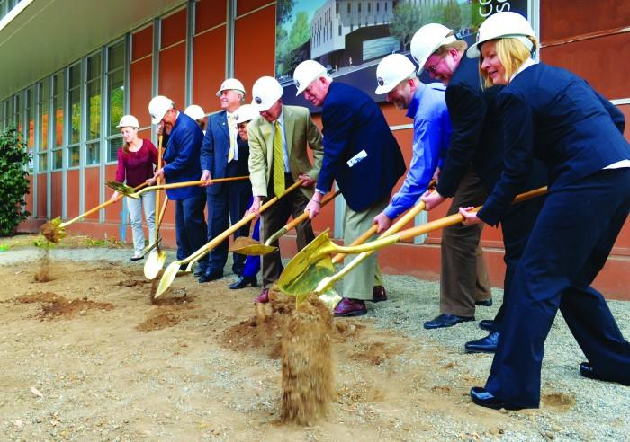 Ground broken for Taylor II