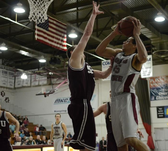 Chico State upsets Seattle Pacific University in home tourney