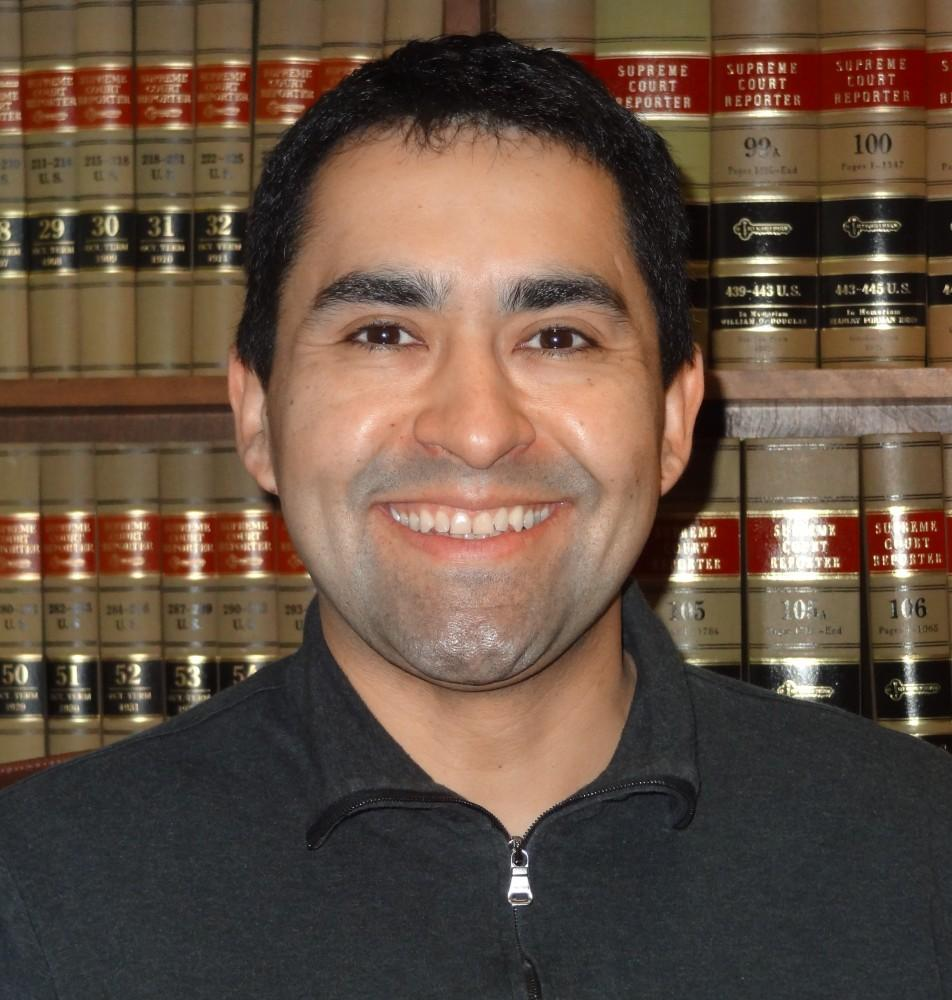 Photo Credit: Chico State  Sergio Sanchez was one of twelve political science scholars selected nationally this year for a fellowship stipend from the American Political Science Association's Minority Fellows program.