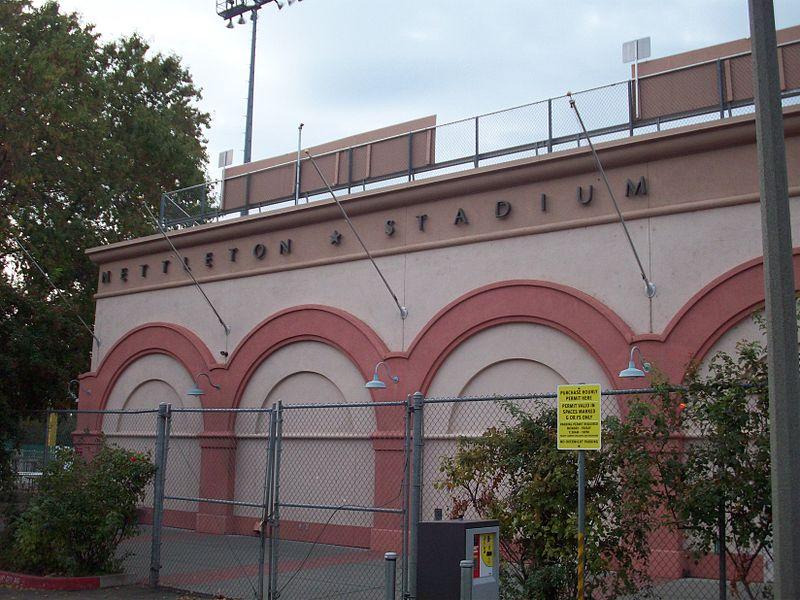 Nettleton Stadium was burglarized Tuesday night. Courtesy photo.