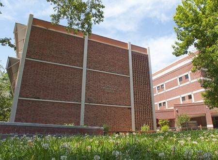 Langdon Hall.  Photo courtesy of Chico State.