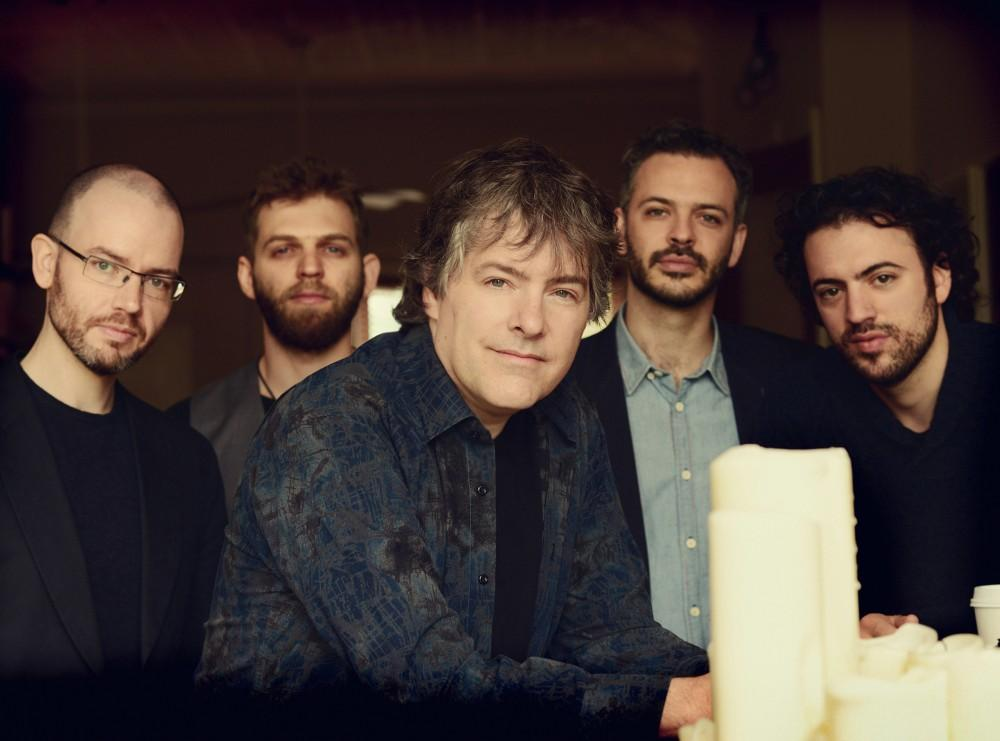 Béla Fleck & Brooklyn Rider. Photo courtesy of Chico Performances.