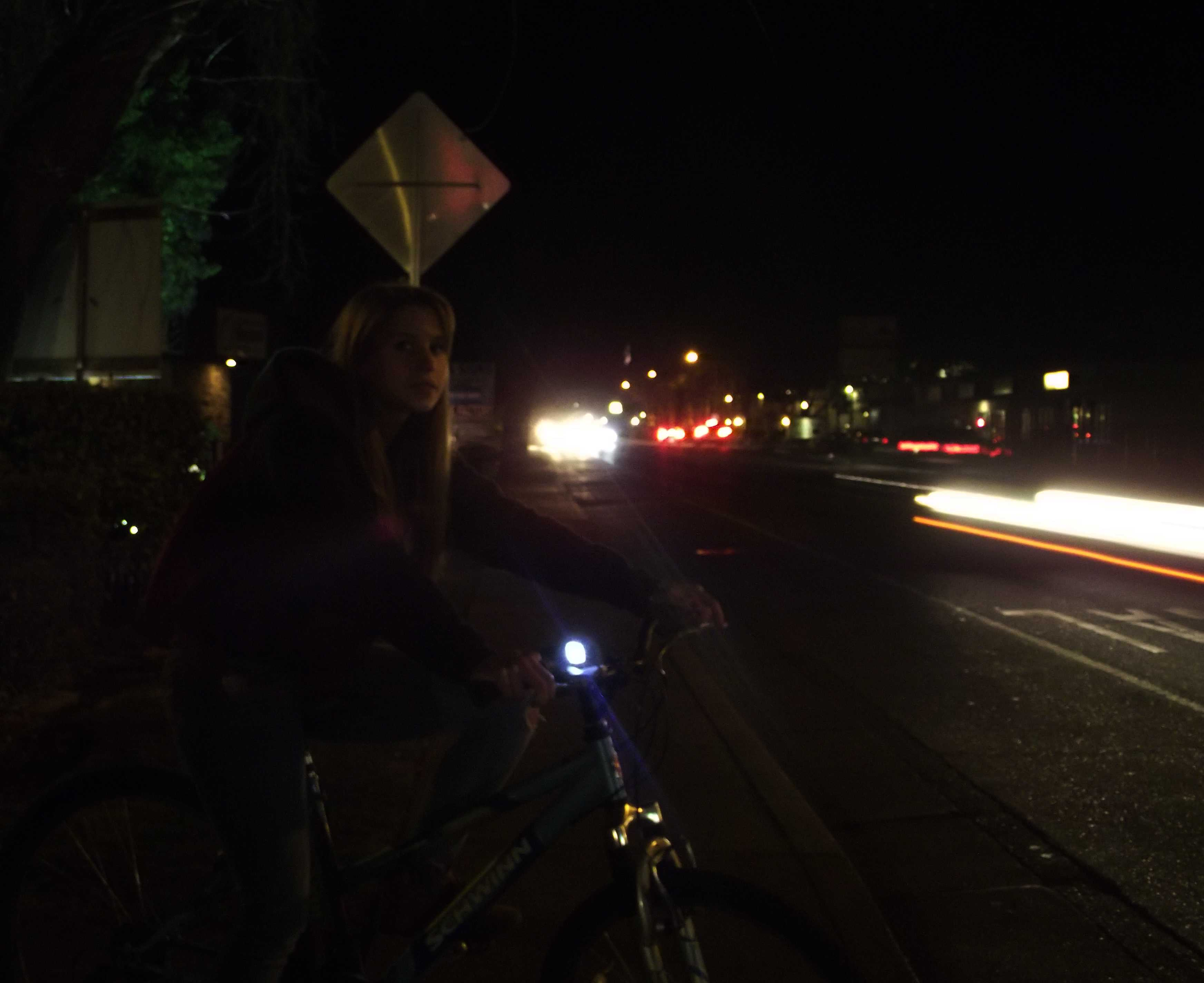 University Police adopts bike light program – The Orion
