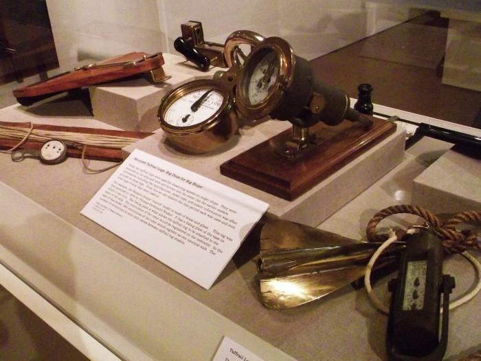 Ship artifacts land at anthropology museum