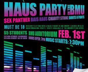 Dance music showcase shuffles onto campus