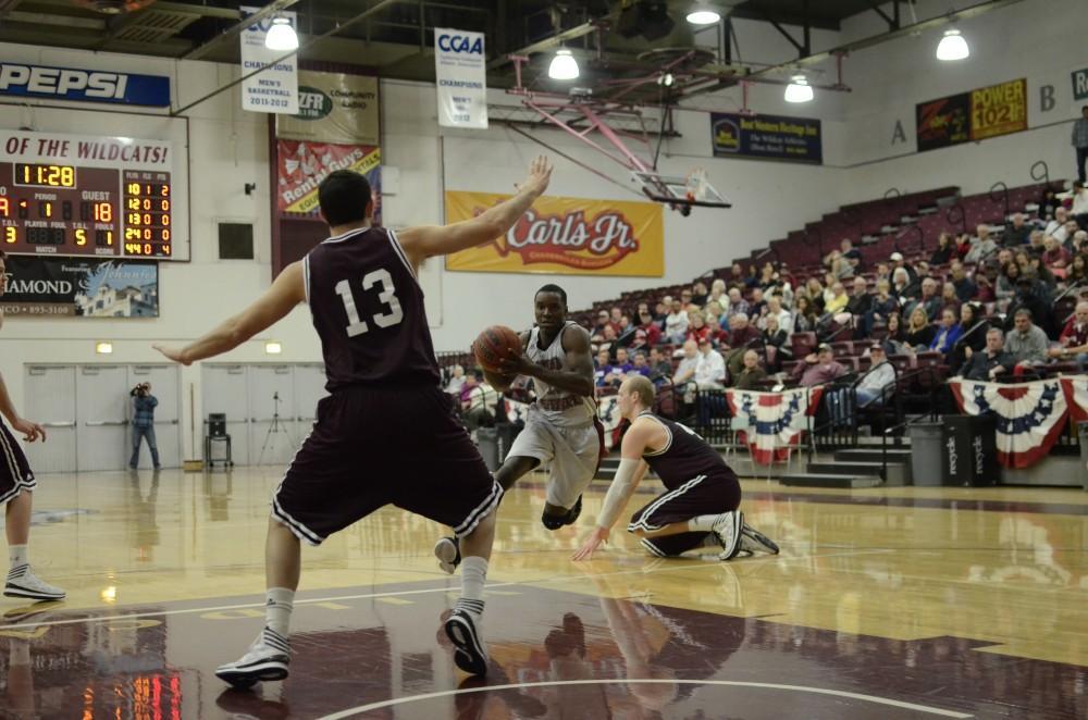 The Wildcat mens basketball team beat Seattle Pacific University in the Carls Jr. Mac Martin Invitational on Saturday, Nov. 30, 2013.
