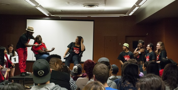 Wild comedy brings late-night laughter to campus