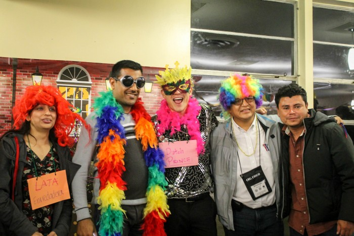 International, domestic students mix at European Carnival