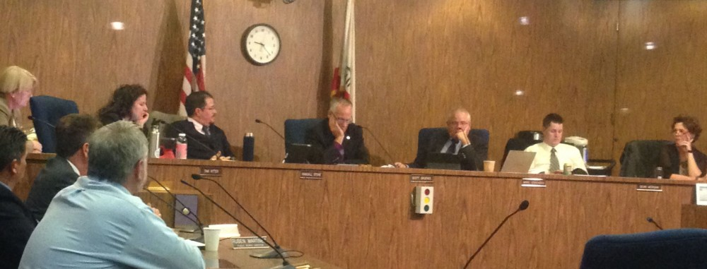 The City Council met on Tuesday and approved an extension of the city's financial audit.Photo credit: Bill Hall