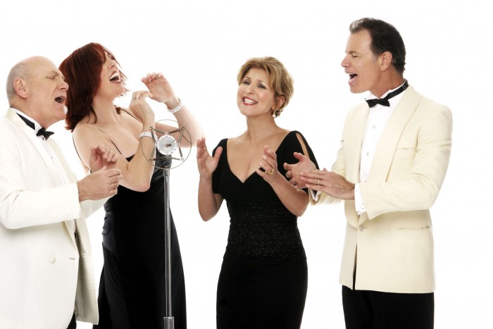The Manhattan Transfer is set to play Laxson Auditorium on Feb. 26. Photo Courtesy of Chico Performances.