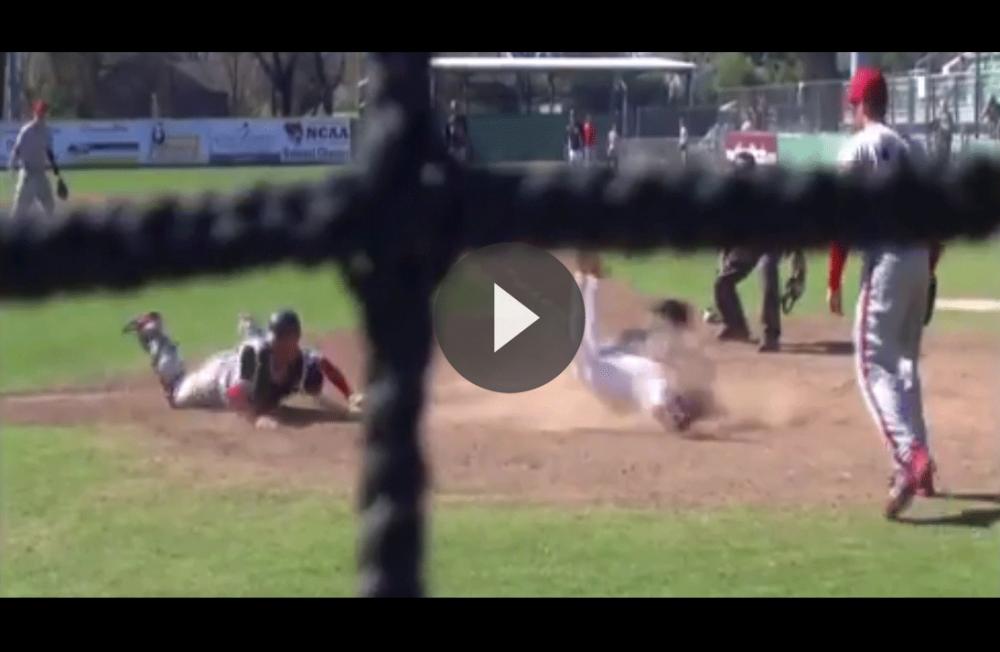 The Cats baseball team defeats Academy of Art 4-0