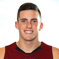 Men's basketball player Nate Appel. Photo courtesy of Chico State.