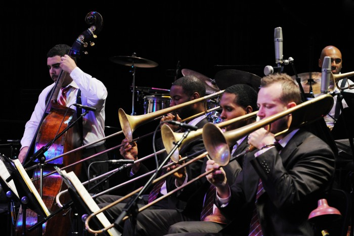 Orchestra to jazz up Laxson Auditorium