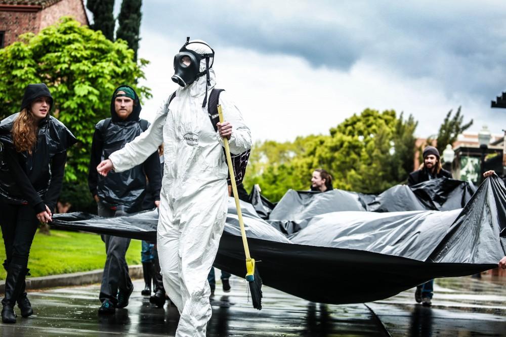 Human Oil Spill 4