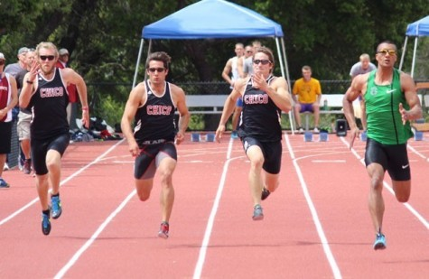 Wildcat decathletes dash against world-class competition