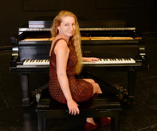 Natalya Shkoda, coordinator of keyboard studies. Photo Courtesy of School of The Arts and Joe Paul DiMaggio.