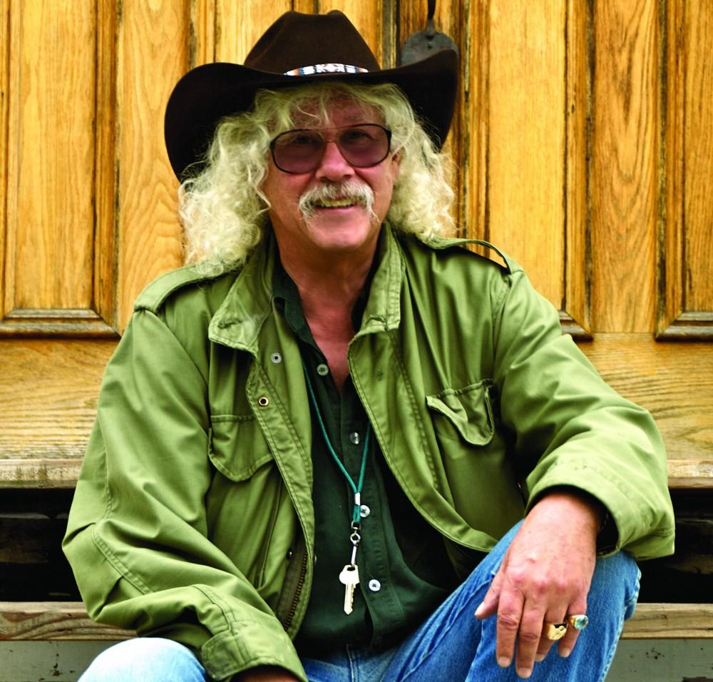 Photo Courtesy of Chico Performances  CHICO PERFORMANCES presents:  Arlo Guthrie Folk Icon Saturday, April 12, 2014 Laxson Auditorium | 7:30 p.m. Premium $38 | Adult $33 | Senior $31 | Student/Child $25  www.chicoperformances.com