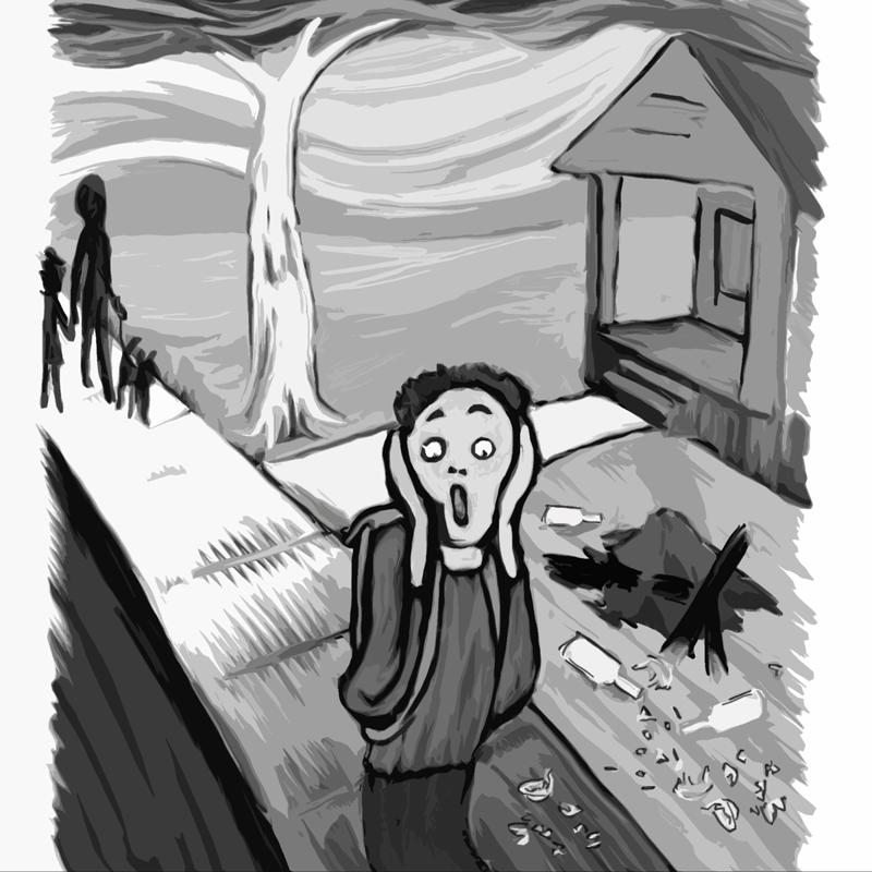 Illustration by Rachel Dugo.