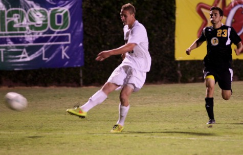 Chico State men's soccer team wins 2-0
