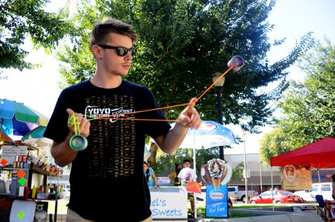 National Yo-Yo Contest swings into Chico
