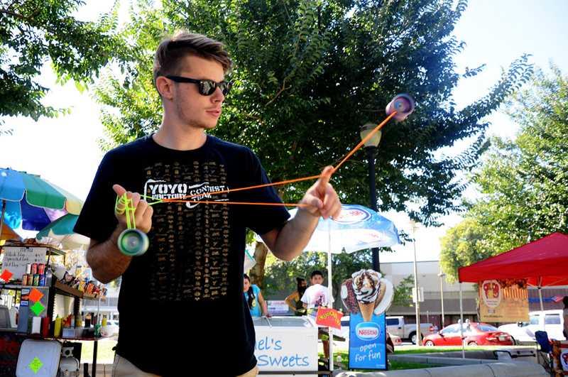 National Yo-Yo Contest swings into Chico