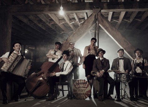 The Hot Sardines to bring infectious, hip-swinging jazz tunes to Laxson