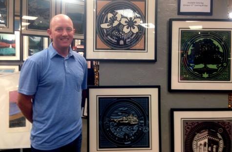Jake Early: printmaker, proud Chicoan