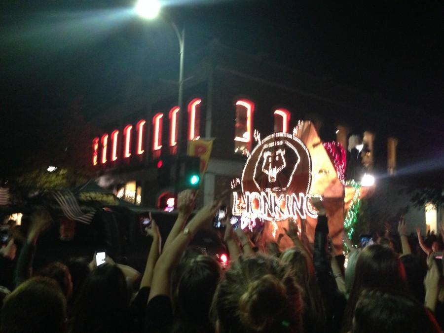 Chico residents riled up with excitement as