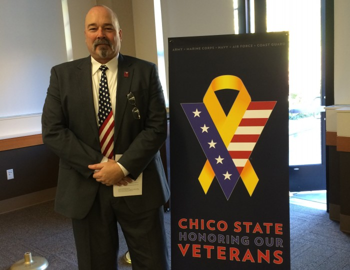 Chico State honored as military-friendly