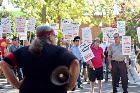 Trustees, faculty union ratify contract