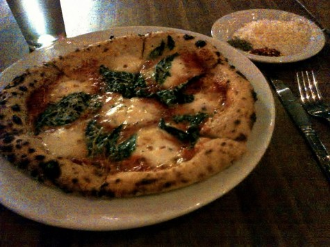 Readers, Digest: Grana offers simple yet delicious pizza