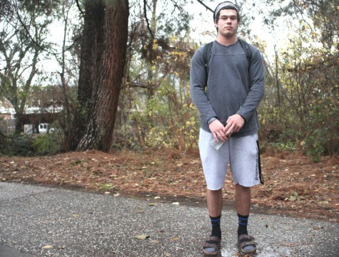 Humans of Chico State: Holiday season