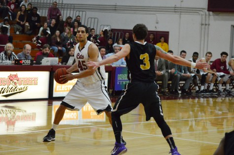 'Cats Topple Cal State East Bay
