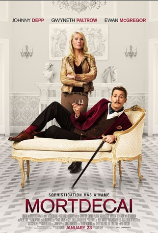Study Break: 'Mortdecai' review
